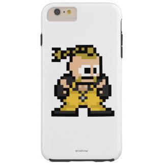 8-Bit Rufus Tough iPhone 6 Plus Case
