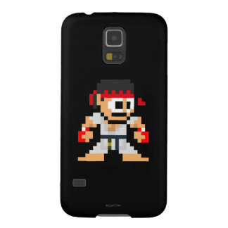 8-Bit Ryu Case For Galaxy S5
