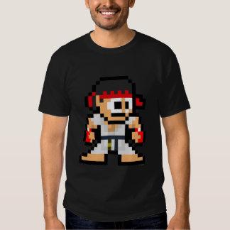 8-Bit Ryu T-Shirt