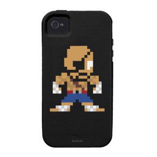 8-Bit Sagat iPhone 4 Covers
