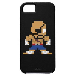 8-Bit Sagat iPhone SE/5/5s Case