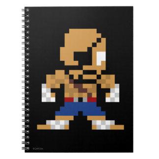 8-Bit Sagat Notebook