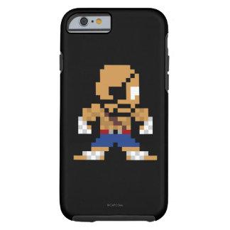 8-Bit Sagat Tough iPhone 6 Case