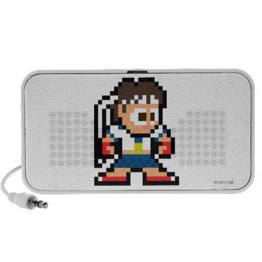 8-Bit Sakura Mp3 Speaker
