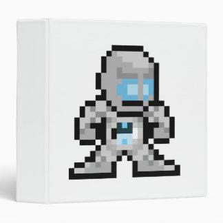8-Bit Seth Vinyl Binder