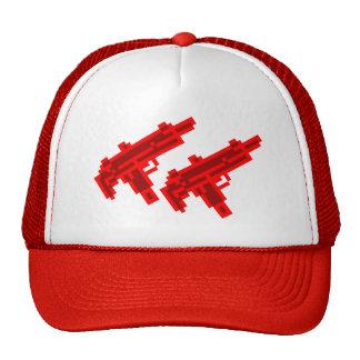 8 Bit Shooter Trucker Hat