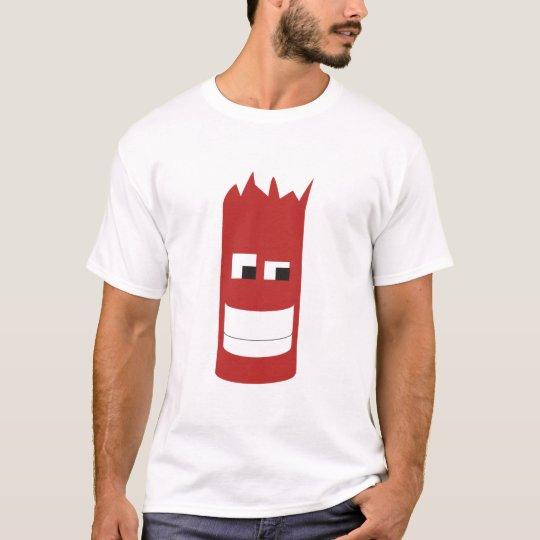 8 Bit Smile T-Shirt