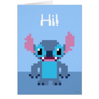 8-Bit Stitch Card