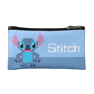 8-Bit Stitch Makeup Bag