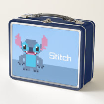 8-Bit Stitch Metal Lunch Box