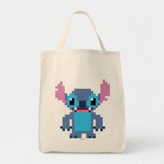 8-Bit Stitch Tote Bag