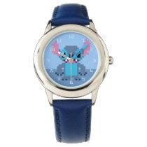 8-Bit Stitch Wristwatch