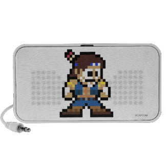 8-Bit T Hawk Mp3 Speakers