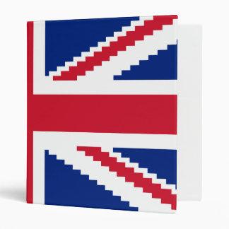 8 Bit Union Pixel Jack Binder