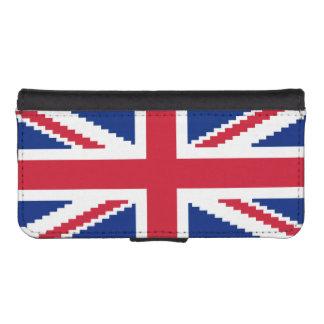 8 Bit Union Pixel Jack iPhone SE/5/5s Wallet