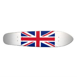 8 Bit Union Pixel Jack Skateboard