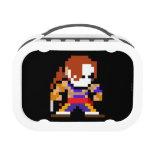 8-Bit Vega Lunch Box