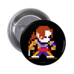 8-Bit Vega Pinback Button