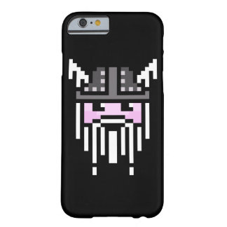 8 Bit Viking Barely There iPhone 6 Case