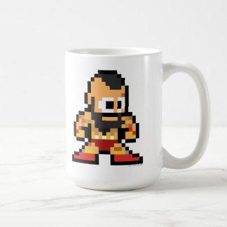 8-Bit Zangief Coffee Mug