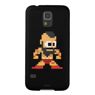 8-Bit Zangief Galaxy S5 Cover