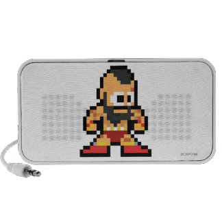 8-Bit Zangief Mini Speaker