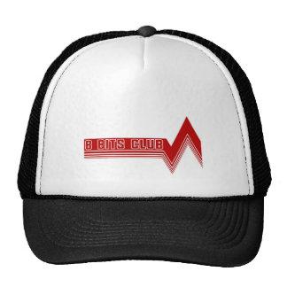 8 Bits Club Mesh Hats
