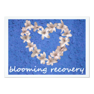 8 Blooming Recovery Card