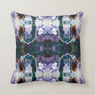 8 Camels Yoga Pose Pillow Pattern 2 by deprise
