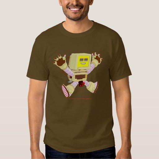 8 camiseta del zumbido v1.0 del pedazo polera