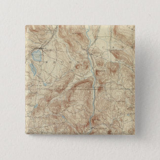 8 Cornwall sheet Pinback Button