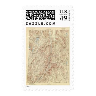 8 Cornwall sheet Postage