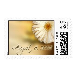8 de agosto de 2008 franqueo de encargo del boda estampilla