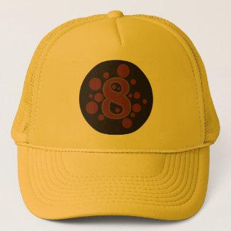 8-Eight Trucker Hat