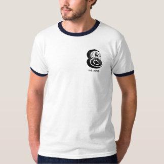 8, est. 2008 T-Shirt