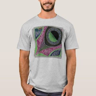 8 FACES Note-Martian Money-Inversion Version T-Shirt