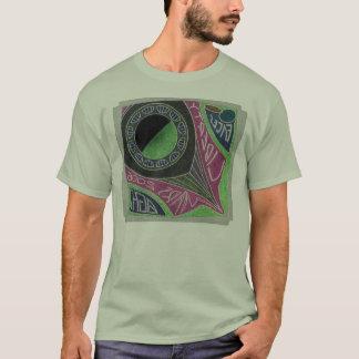 8 FACES Note-Martian Money-Invertio N Flip Version T-Shirt