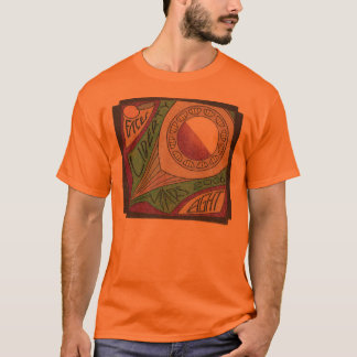 8 FACES Note-Martian Money-Original Version T-Shirt