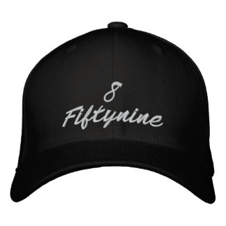 8 Fifty Nine Embroidered Baseball Hat