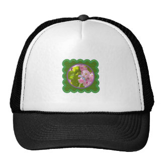 8 flower floral photos graphics on t-shirts gifts trucker hat