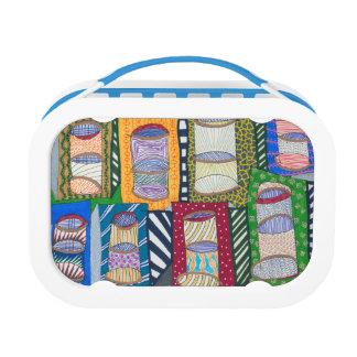 8 glasses (2015) lunch box