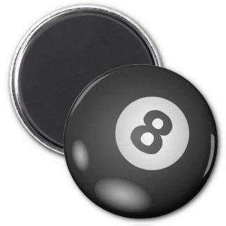 8 imanes redondos de la bola imán redondo 5 cm