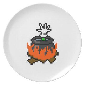 8 juegos retros del pedazo que hierven a gente en  platos para fiestas