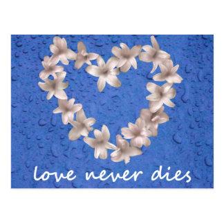 8 Loves Never Dies Postcard