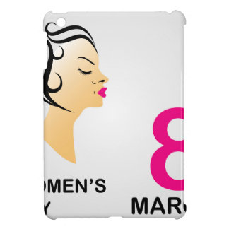 8 march International women's day iPad Mini Cover