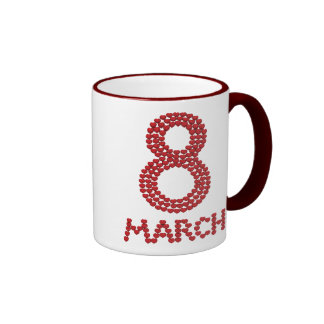 8 March Coffee Mug