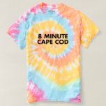 """8 MINUTE CAPE COD T-SHIRT<br><div class=""""desc"""">In July 2017, Time Crisis hosts Ezra Koenig and Jake Longstreth joked about the prospect of an 8 minute Cape Cod Kwassa Kwassa to be played on the next Vampire Weekend tour. In June 2017, that dream was made a reality. This is unofficial Time Crisis merch. Unfortunately, I am not...</div>"""