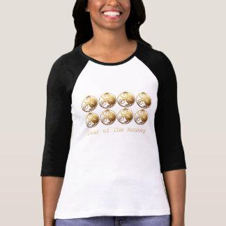 8 Monkeys Chinese New year 2016 H design Shirt
