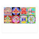 8 muestras PURAS de Karuna REIKI de Navin Joshi Postal
