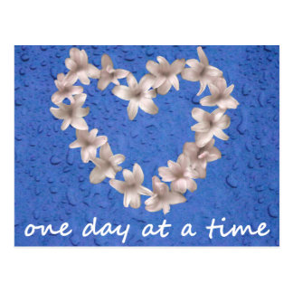 8 One Day at a Time Postcard